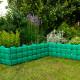 Декоративные заборчики для клумб в саду и на даче в Братске