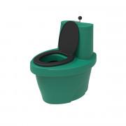 """Торфяной туалет """"Rostok"""" зеленый"""