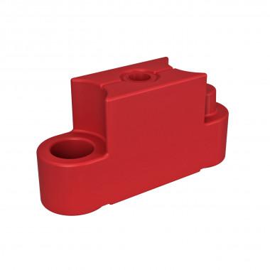 КартБлок Т стандартный красный