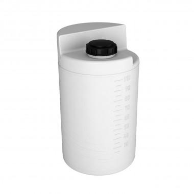 Емкость дозировочная 100л под плотность до 1.3 г/см3