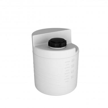 Емкость дозировочная 60л под плотность до 1.3 г/см3