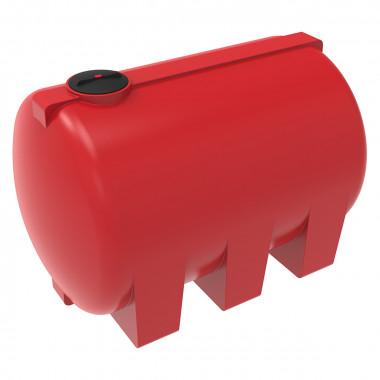 Емкость КАС 8000 H красный