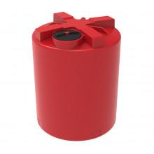 Емкость КАС 3000 T красный