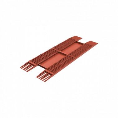 Эстакада разборная металлическая, 8м усиленная
