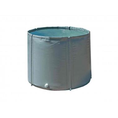 Складная бочка 1000 литров с крышкой